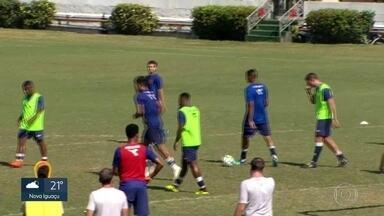 Vasco encara o Internacional no Sul - Jogo é no Beira-Rio e vitória deixará time cruzmaltino próximos dos primeiros na classificação.