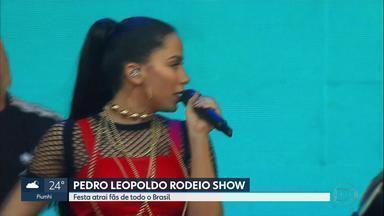 Pedro Leopoldo Rodeio Show esquenta o fim de semana na Grande BH - Evento tem várias atrações