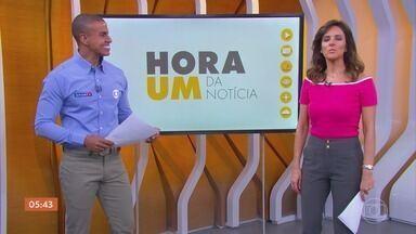 Hora 1 - Edição de quinta-feira, 14/06/2018 - Os assuntos mais importantes do Brasil e do mundo, com apresentação de Monalisa Perrone