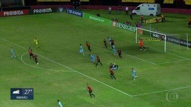 Antes da Copa do Mundo, Sport se despede do Brasileirão com empate contra o Grêmio - Partida foi disputada na noite da quarta (13), na Ilha do Retiro, no Recife.