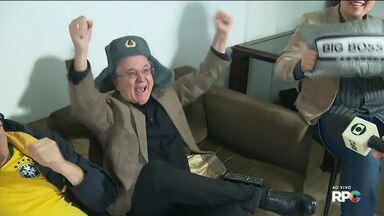 Torcida russa faz festa no primeiro dia de Copa - Russos estão confiantes para a estreia da seleção no jogos.