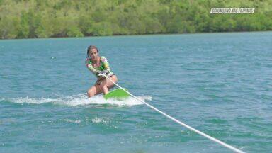 Desafios de Bamboo Island