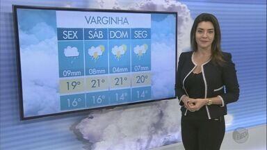 Confira a previsão do tempo para esta sexta-feira (15) no Sul de Minas - Confira a previsão do tempo para esta sexta-feira (15) no Sul de Minas