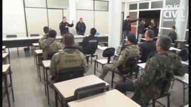 Polícia Civil cumpre mandados contra facção criminosa em cidades do Sul de MG - Polícia Civil cumpre mandados contra facção criminosa em cidades do Sul de MG
