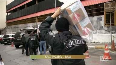 Operação busca integrante de facção criminosa no Maranhão - A facção de São Paulo age em vários estados do Brasil. Alex Barbosa deu mais informações.