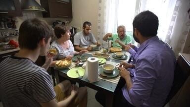 O cotidiano e a visão de uma família tradicional russa sobre o país