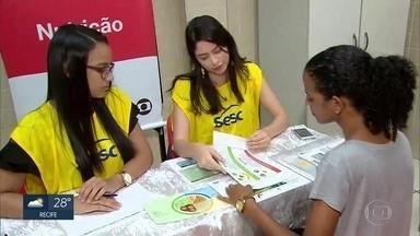 Projeto Colmeia promove mutirão de serviços em Goiana, no Grande Recife - Mutirão ocorre no Sesc Goiana