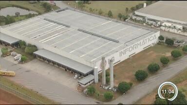 LG demite funcionários do setor de celulares na fábrica de Taubaté, SP - Ao menos 50 trabalhadores foram demitidos, conforme o G1 apurou. Número de desligamentos não foi informado pela empresa e sindicato.