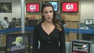 G1 destaca as últimas reportagens da Série Asfaltar - G1 destaca as últimas reportagens da Série Asfaltar