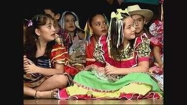 'Diversão e Arte': reportagem desta sexta é sobre festas juninas - Quadro é exibido às sextas no MGTV 1ª Edição.