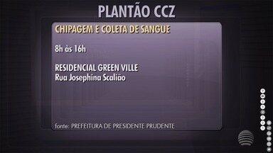 Plantões de coleta de sangue do CCZ voltam ao normal - Serviço não era realizado por falta de material devido à greve dos caminhoneiros.