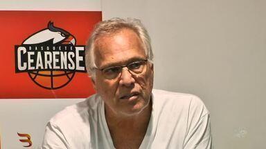 Alberto Bial se despede do Basquete Cearense após seis anos - Confira mais notícias em g1.globo.com/ce