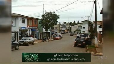 Moradores de Cantagalo podem participar do projeto Brasil que eu quero - É só gravar um vídeo contando o que esperam para o futuro do país.