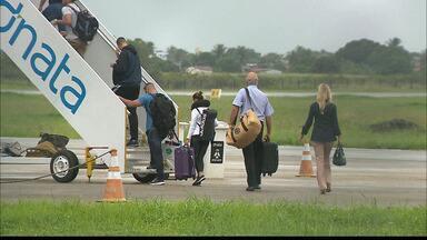JPB2JP: Passageiros fazem reclamações sobre a estrutura da Rodoviária e do Aeroporto - Querem mais segurança, higiene e comodidade.