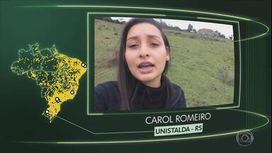 Participe dos telejornais da RBS TV respondendo: 'Que Brasil Você Quer Para o Futuro?' - Assista ao vídeo.