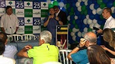 DEM anuncia pré-candidatura ao Governo do Estado - Mendonça Prado foi o nome escolhido.