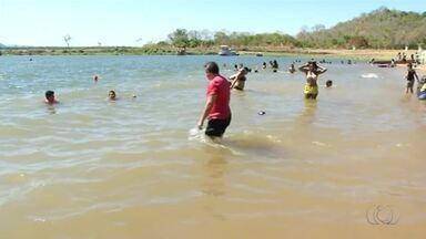 Maioria das praias do Tocantins ainda não tem licença ambiental para funcionar - Maioria das praias do Tocantins ainda não tem licença ambiental para funcionar