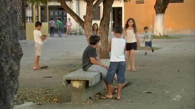 Moradores se queixam da falta de manutenção em praça no José Walter - Saiba mais em g1.com.br/ce