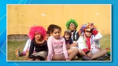 Projeto Cordeirinho de Deus, em Dourados, pede ajuda - O projeto evangeliza crianças de uma forma bem bacana.