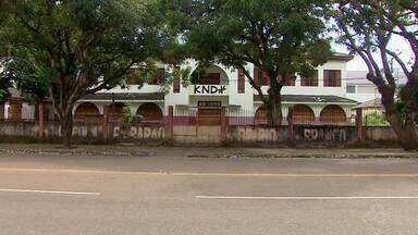 Governo do Amapá tem prazo para iniciar as obras na escola estadual Barão do Rio Branco - Já faz 4 anos que a escola permanece fechada, o Estado tem pouco menos de 90 dias para começar as obras