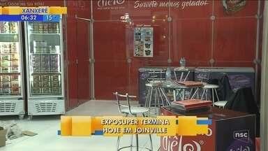 Exposuper termina em Joinville nesta quinta-feira (21) - Exposuper termina em Joinville nesta quinta-feira (21)