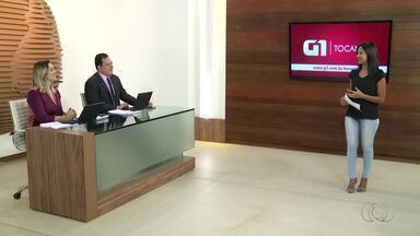 Confira o que é notícia no G1 Tocantins desta quinta-feira (21) - Confira o que é notícia no G1 Tocantins desta quinta-feira (21)