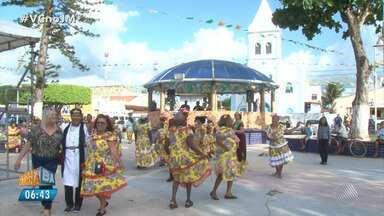 Guia de São João: Conceição do Jacuípe promete muita festa na região de Feira - O destino é um dos mais procurados durante os festejos de junho.
