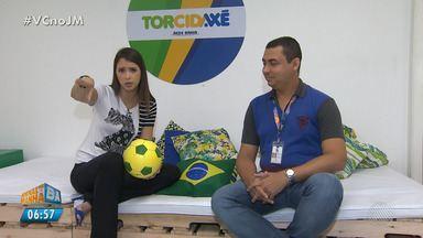 'Torcidaxé': enve seus vídeos para o Jornal da Manhã - Envie as imagens para o email globoesporte@redebahia.com.br