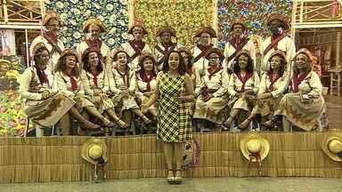 Gente do Forró conta a história do grupo Vivece - Coral apresenta repertório variado.