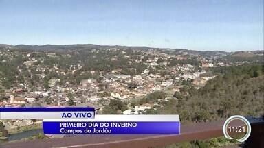 Serra da Mantiqueira terá cobertura especial no inverno - Confira pontos turísticos e atrações das cidades da Serra.