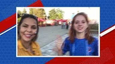 Isabella na Rússia: fan fest em Volgogrado - Isabella na Rússia: fan fest em Volgogrado