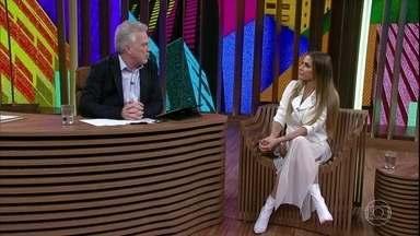 Deborah Secco conta como foi a preparação para o filme 'Bruna Surfistinha' - Atriz conviveu com prostitutas reais para adquirir a experiência para o filme