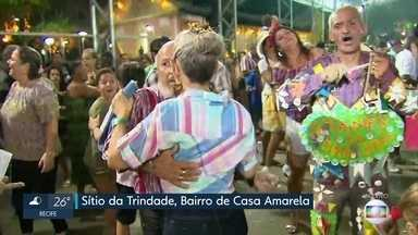 Sítio da Trindade recebe forrozeiros para celebrar o São João no Recife - Espaço na Zona Norte da cidade é o principal polo junino na capital pernambucana.