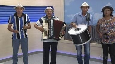 Banda Mistura Fina e Naldo Baião se apresentam na última noite dos festejos de Maceió - Músicos falam sobre carreira e contam como será o repertório do show.