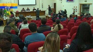 Pedido de impeachment do prefeito de Triunfo é lido na Câmara de Vereadores - Assista ao vídeo.