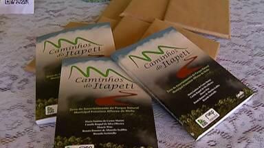 Universidade de Mogi lança livro sobre a Serra do Itapety - Obra mostra um levantamento das condições sócio-ambientais das comunidades que vivem na região.