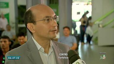 SINE/IDT comenta falta de vagas para idosos e vagas ofertadas no momento - Saiba mais em g1.com.br/ce