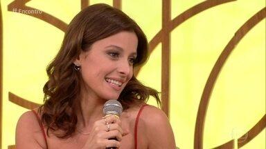 Bruna Spínola fala sobre a Briana de 'Orgulho e Paixão' - Personagem da atriz é muito oprimida pela mãe e deve se libertar ao longo da trama