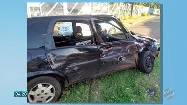 Vítima de motorista bêbado relata consequências de acidente - Menina ainda não pode colocar o pé no chão e depende de cadeira de rodas. Especialista explica que informação não falta.