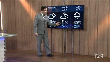 Veja as variações das temperaturas no Maranhão - Confira como deve ficar o tempo em São Luís e no Maranhão.
