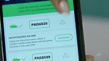 Motoristas podem receber desconto de até 40% em multas, sob algumas condições da AMC - Saiba mais em g1.com.br/ce