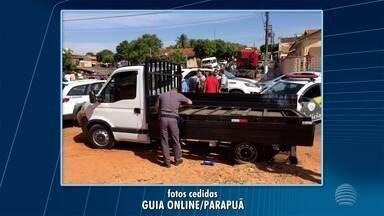 Polícia apreende pasta base de cocaína em Rinópolis - Um homem foi preso na tarde desta quarta-feira (4).
