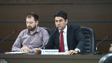 Funcionamento dos semáforos de Cascavel é discutido na Câmara - Audiência pública reuniu representantes da Cettrans, PM e PRF.