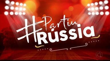 Torcedores paraibanos falam sobre a recepção dos russos na Copa - Veja no quadro Partiu Rússia.