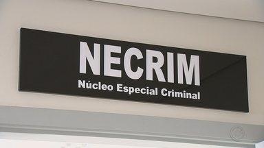 Nova unidade do Necrim é inaugurada em Mairinque - O secretário adjunto de segurança pública esteve em Mairinque (SP) nesta quinta-feira (5) para inaugurar uma unidade do Núcleo Especial Criminal (Necrim), que vai dar mais agilidade à resolução de alguns casos policiais e, com isso, evitar processos na Justiça.