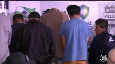 Polícia prende 20 pessoas suspeitas de aplicar golpes pela internet - Polícia prende 20 pessoas suspeitas de aplicar golpes pela internet