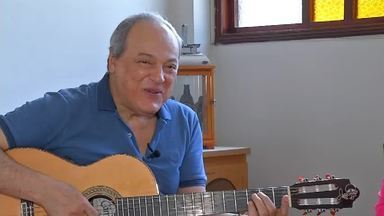 Cantor e compositor Toquinho se apresenta em Juazeiro do Norte - Confira mais notícias em g1.globo.com/ce
