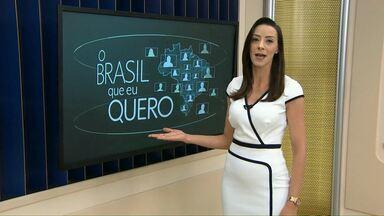 Que Brasil você quer para o futuro, morador de Entre Rios do Oeste? - Participe da campanha e envie o seu vídeo de 15 segundos.