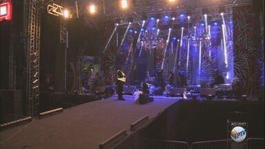 Rodeio de Sertãozinho começa nesta quinta-feira - Muitos cantores famosos passarão pelo evento até domingo.