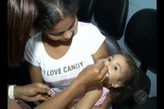 Pará não alcança meta de vacinação contra a poliomielite - A doença é considerada erradicada do país desde a década de 80.